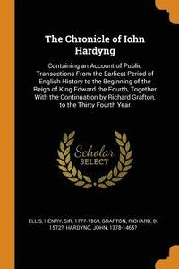 The Chronicle of Iohn Hardyng