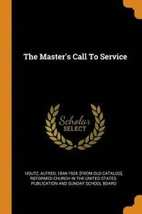 The Master's Call to Service