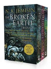The Broken Earth Trilogy: Box set edition