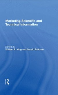 Marketing Scientific and Technical Information
