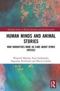 Human Minds and Animal Stories