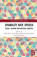 Disability Hate Speech