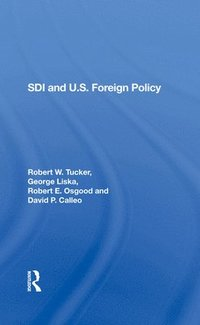 Sdi And U.s. Foreign Policy