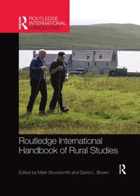Routledge International Handbook of Rural Studies