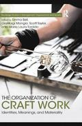 The Organization of Craft Work