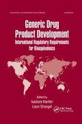 Generic Drug Product Development