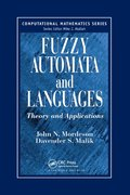 Fuzzy Automata and Languages