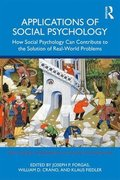 Applications of Social Psychology