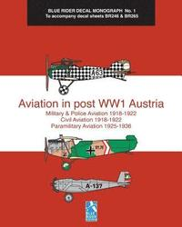 Aviation in post WW1 Austria