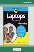 Laptops For Seniors For Dummies, 5th Edition (16pt Large Print Edition)