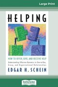 Helping (16pt Large Print Edition)