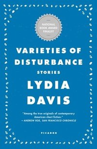 Varieties of Disturbance: Stories