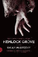 Omslage till boken Hemlock Grove där en upir figurerar.