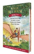 Magic Tree House Books 1-4 Boxed Set