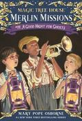 Magic Tree House #42 A Good Night For Ghosts
