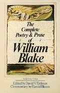 The Complete Poetry &; Prose of William Blake