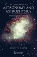 Companion to Astronomy and Astrophysics