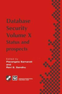 Database Security X