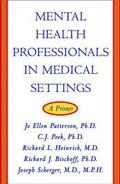 Mental Health Professionals in Medical Settings