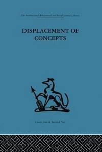 Displacement of Concepts