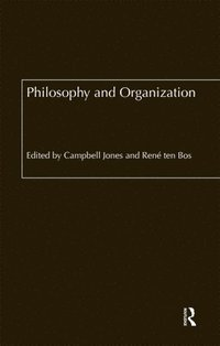 Philosophy and Organization