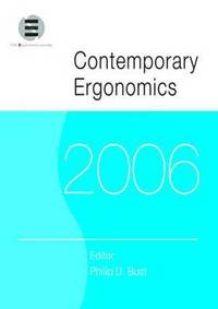 Contemporary Ergonomics 2006