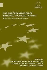 The Europeanization of National Political Parties