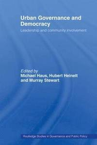 Urban Governance and Democracy