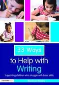 33 Ways to Help with Writing