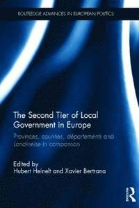 The Second Tier of Local Government in Europe