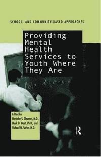 Providing Mental Health Servies to Youth Where They Are