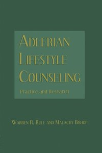 adlerian counseling