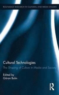 Cultural Technologies