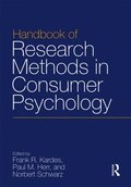 Handbook of Research Methods in Consumer Psychology