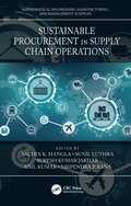 Sustainable Procurement in Supply Chain Operations