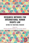 Research Methods for International Human Rights Law