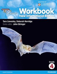 Heinemann Explore Science 2nd International Edition Workbook 4