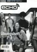 Echo AQA GCSE German Higher Workbook 8 Pack
