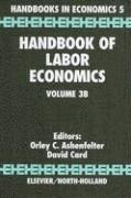 Handbook of Labour Economics (Handbooks in Economics 5, Vol 3B)