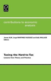Taxing the Hard-to-tax