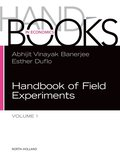 Handbook of Field Experiments