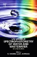 UV-Visible Spectrophotometry of Water and Wastewater