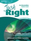 Just Right Pre-Intermediate: Class Audio CD