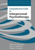 Comprehensive Guide To Interpersonal Psychotherapy