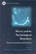Worry and its Psychological Disorders