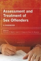 Assessment and Treatment of Sex Offenders