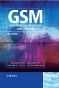 GSM - Architecture, Protocols, & Services 3rd Edition