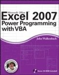 Excel 2007 Power Programming with VBA Book/CD Package