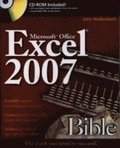 Microsoft Office Excel 2007 Bible Book/CD Package