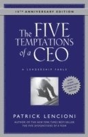 Five Temptations of a CEO 10th Edition Hardback